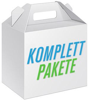 Homepage Komplettpakete