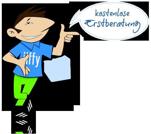 Webdesign Berlin Erstberatung JIFFYDESK