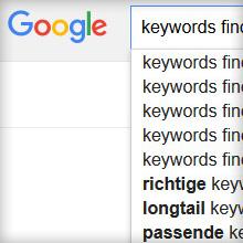 ignoriert google quelltext